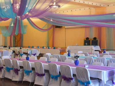 hall decoration and stage styles in kochi