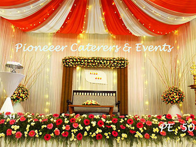 stage decoration for event management in Kerala, alleppey